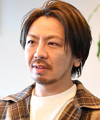 阿部野さんインタビュー画像